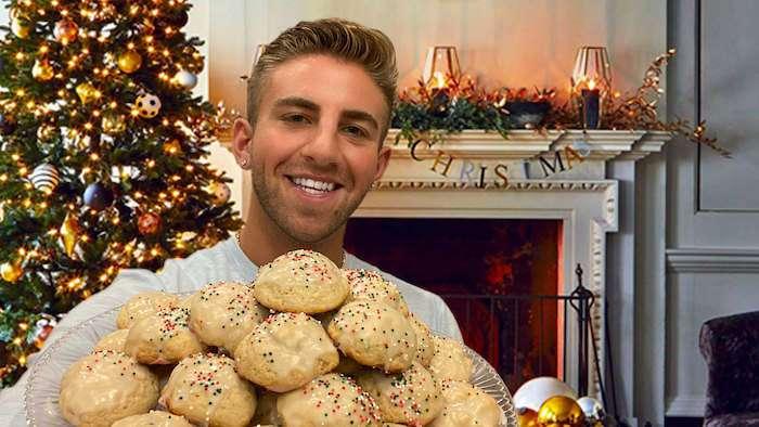 Anginetti Cookies