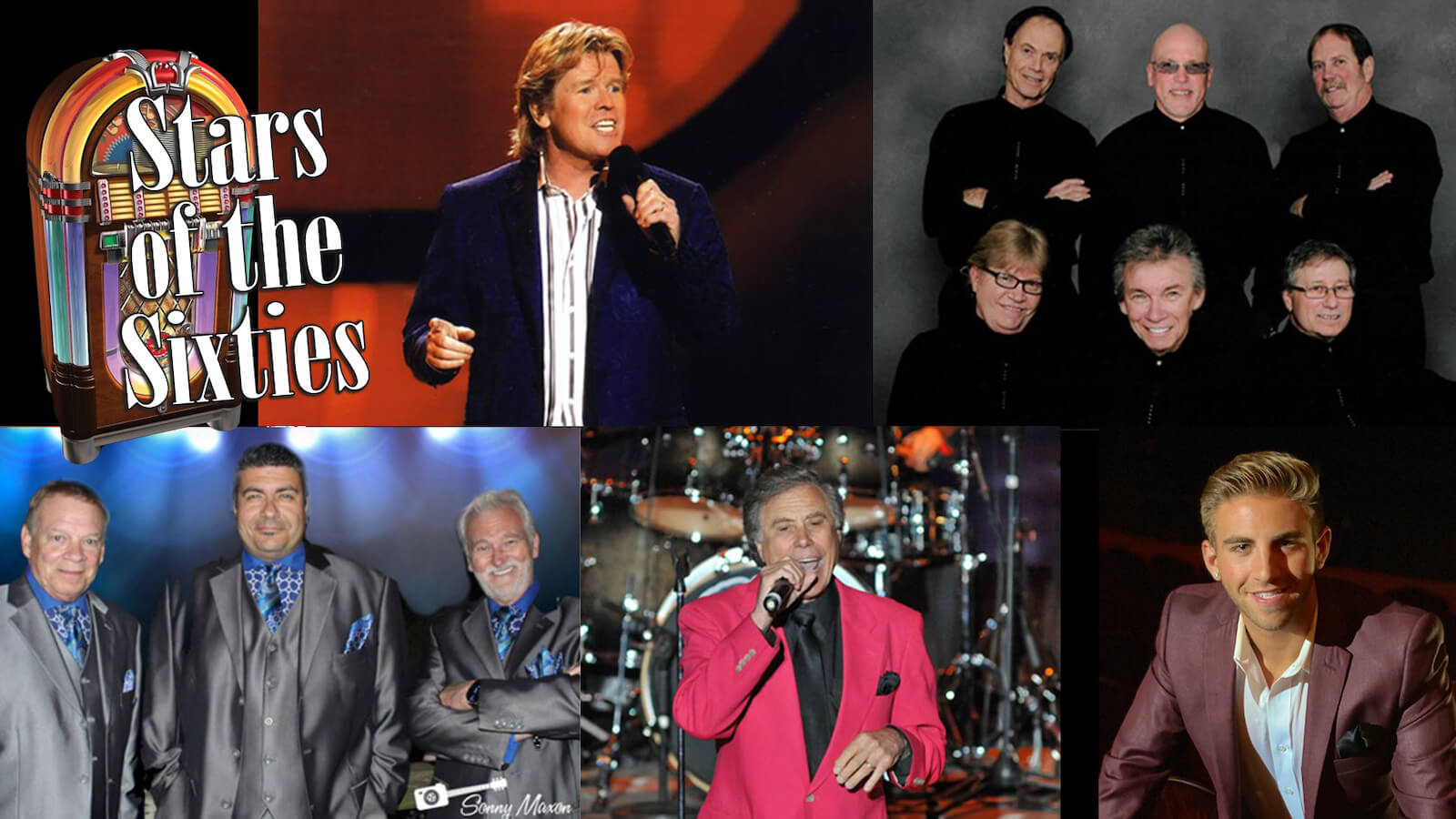 2021-10-21 Overture Stars of the Sixties concert (Herman's Hermits starring Peter Noone, The Classics IV, The Vogues, Bobby Miranda & Chris Ruggiero)