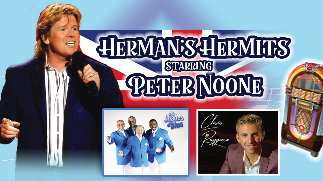 http://dearborntheater.com/events/10004317-hermans-hermits-starring-peter-noone